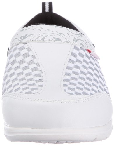 Chung Shi Duflex Exclusive Paris 8100040, Baskets mode mixte adulte Blanc-TR-K1-16