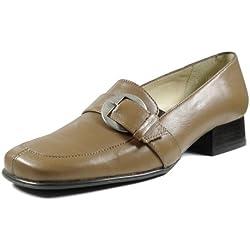 Simona 18893-139 Damen Schuhe Premium Qualität Pumps Braun (braun) [EU 40.0]