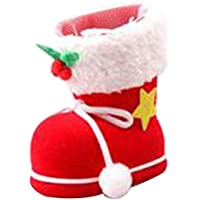 San Bodhi® Calza Natale accessori Boot Candy Holder