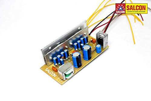 Salcon Electronics TKR USB UPC 1230 IC Audio Board Stereo Amplifier Kit DIY in Original Philips (1185)