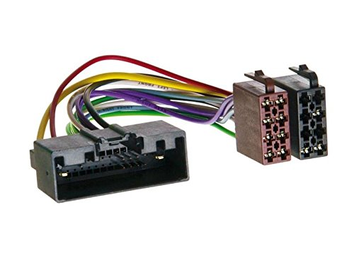 Auto-Radio-CD-Receiver-JVC-mit-USB-CD-AUX-uvm-fr-Ford-Fiesta-JA8-2008-2013-incl-Einbauset-schwarz