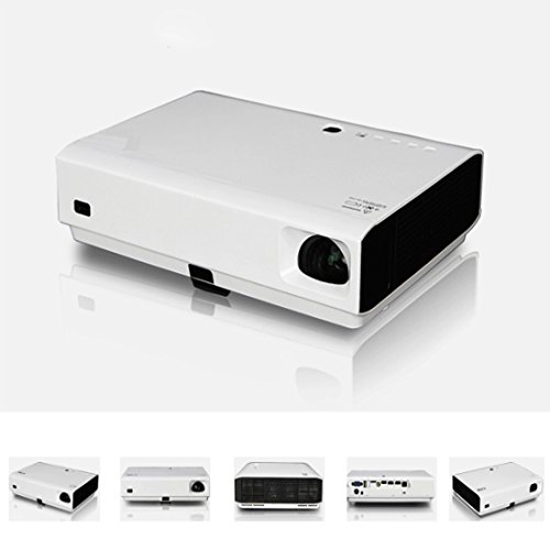 Play Ultra HD 4K 3D Smart Android Laser Projector Max Resolution 3840x2160p (White,Black)