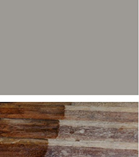 1L Treppenlack Holzdecklack Holz Decklack Lack Platingrau Parkettlack Versiegelung Farbe Innen Aussen