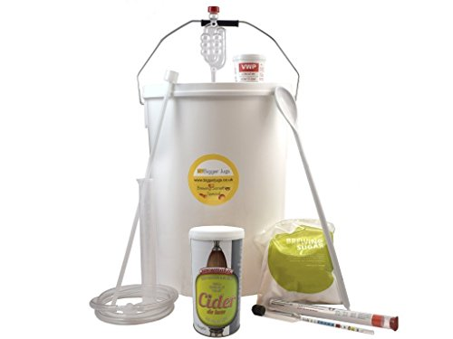 40 Pint (5 Gallon) Cider Making Starter Kit - Brewmaker Cider Deluxe