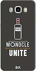 DailyObjects Port Mobile Case for Samsung Galaxy J5 2016 Edition