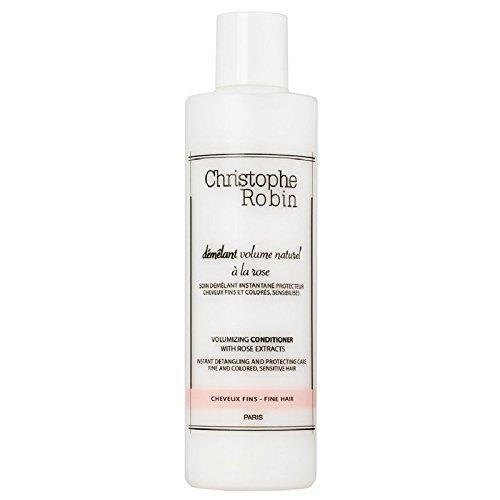 Christophe Robin Volumizing Conditioner with Rose Extracts 250 ml Conditioner für feines, coloriertes & empfindliches Haar