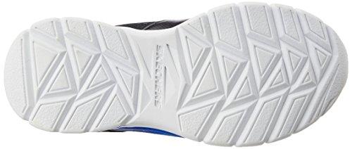 Skechers 90550L/BBLM Sneakers Garçon Noir