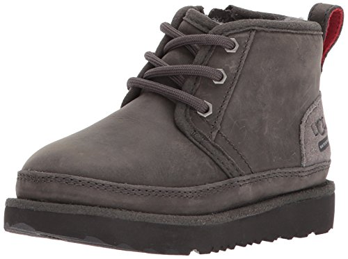 UGG Kids T Neumel II WP Pull-On Boot, Charcoal, 9 M US - Uggs Stiefel Für Kleinkinder