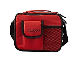 Milton Meal Combi Lunch Box, Red,(EC-SOF-FST-0008_RED)