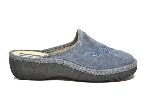 Melluso Ciabatte scarpe donna grigio PD405 36
