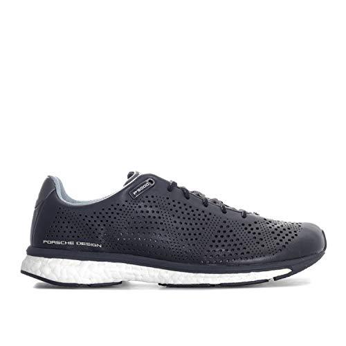 adidas , Damen Sneaker, Schwarz - Schwarz - Größe: 37 1/3 - Adidas Design Porsche Schuhe