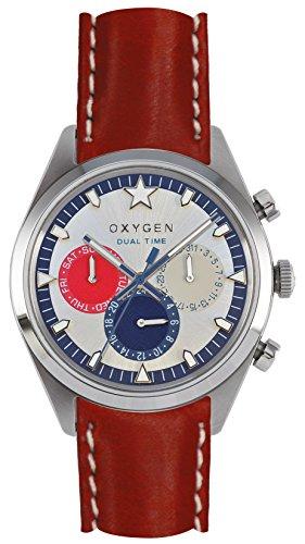 OXYGEN - Orologio da polso, analogico al quarzo, (Orologi)