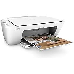 HP DeskJet 2622 A Jet d'encre Thermique 7,5 ppm 4800 x 1200 DPI A4 WiFi - Multifonctions (A Jet d'encre Thermique, 4800 x 1200 DPI, 60 Feuilles, A4, Impression directe, Blanc)