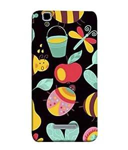 FUSON Designer Back Case Cover for YU Yureka Plus :: Yu Yureka PlusYU5510A (Family Friends Happiness Together Sister )