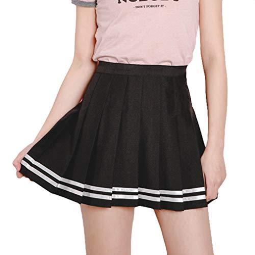 2a633d248 ▷ Falda Negra Rayas Blancas en Venta on-line - Wampoon te Ofrece lo ...