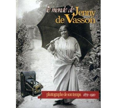 Le Monde de Jenny de Vasson - Livre par Yves Prud'homme