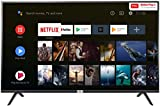 TCL 123.13 cm (49 inches) Full HD LED Certified Android Smart TV P30 49P30FS (Black)