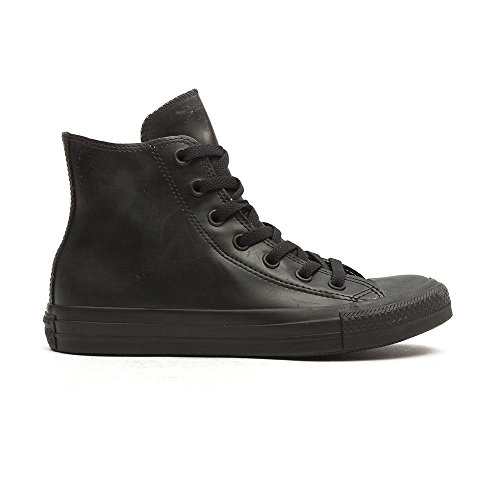 Converse Chuck Taylor All Star Adulte Shearling Hi, Baskets mode mixte adulte Noir