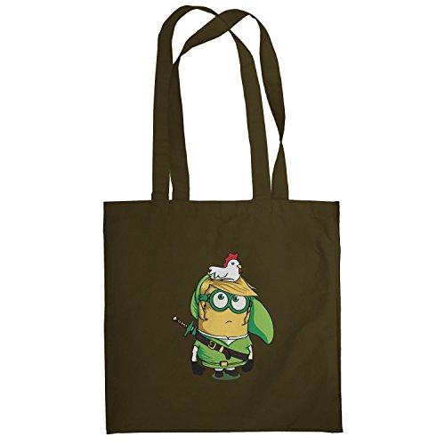 Texlab–Banana Link–sacchetto di stoffa Marrone