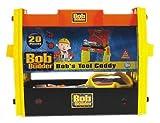 Bob der Baumeister 65318 - Bob's 2 in 1 Werkbank mit Werkzeugkoffer
