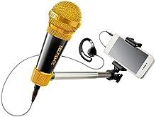 SelfieMic selfie stick micrófono