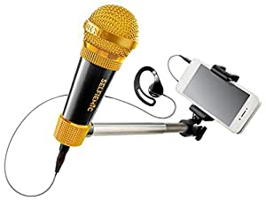 Selfiemic selfie stick microfono