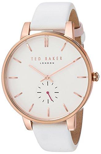 Montre TED BAKER OLIVIA en Cuir Blanc - Femme - 40 mm