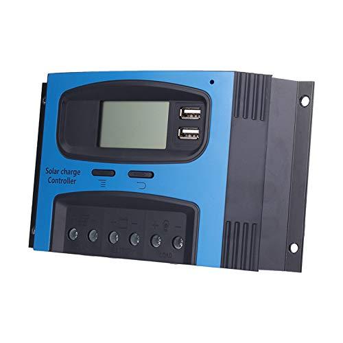 MYAMIA 10A 15A 20A 40A PWM 12V/24V Solar Panel Batterie Regulator Controller LCD-Display-20A 24v-20a Ladegerät
