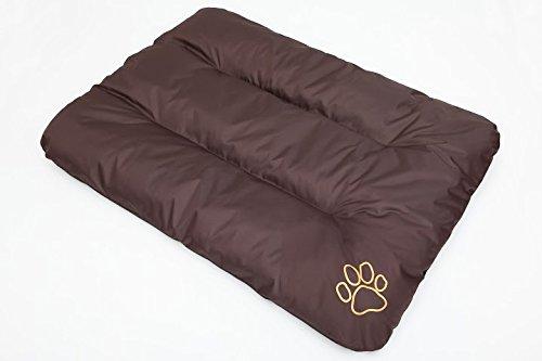 Letto Eco trainata L/XL gatto letto posto per dormire riposo spazio cane cuccia materasso per cani, hundematte-Cuscino per Cani Gatti Gatto materasso katzematte HOBBYDOG prodotto di marca