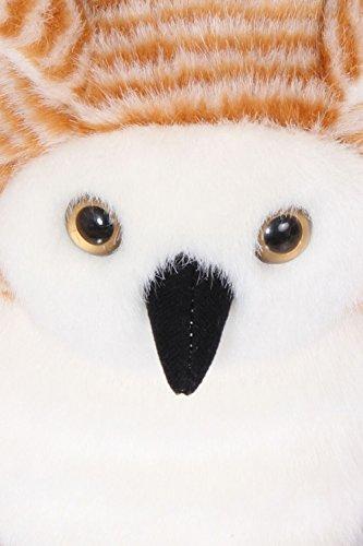 Loungeable Boutique, Nouvelles pantouffles animakes confortables pour femmes Ollie Owl