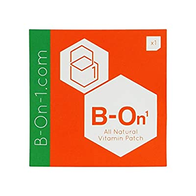 B On 1 Patch - Don't Drink Without One, 10 Pack from B On 1