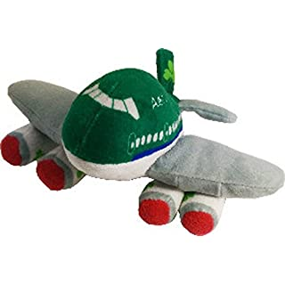 Plush Aer Lingus Plane Soft Toy Design
