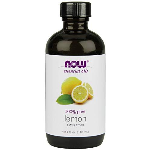 Ätherische Öle, Zitrone, 4 Flüssigunzen (118 ml) - Now Foods - Anzahl 1 - Gewicht-verlust-nahrungsergänzungsmittel