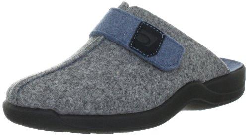 Rohde 2315-13, Pantofole Donna Grigio (Grau (Grau 80))