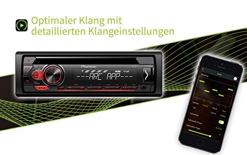 Zoom IMG-3 pioneer deh s110ub autoradio usb