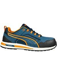 Puma–Zapatos de seguridad Crossfit Low S3HRO SRC, multicolor, 643100.45