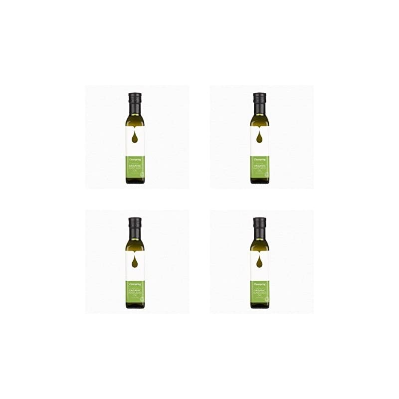 Clearspring Avocado Oil Organic 250 Ml Super Saver Save Money By Clearspring