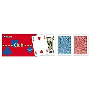 Modiano Ramino Club - Juego de Cartas (en Italiano) Importado de Italia