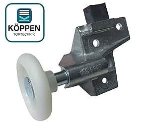 h rmann roller bracket left for h rmann canopy garage. Black Bedroom Furniture Sets. Home Design Ideas