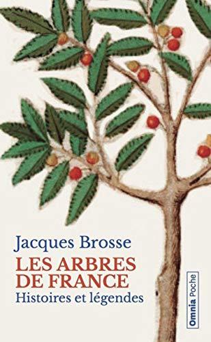 Les arbres de France par Jacques Brosse