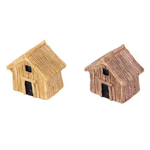 Generic Mikro Landschaft Moos Mini Ornament Wiese Für Miniatur-Garten Puppenhaus Dollhaus Dekoration DIY - 09