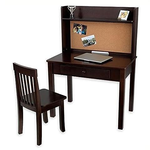 avec miroir en Bureau avec Clapier et chaise