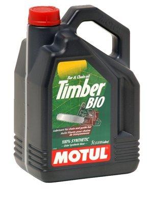 Motul 101631 Betriebsstoffe Timber Bio, 5 L