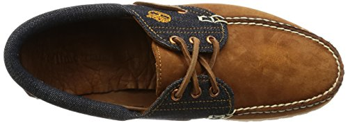 Chaussures Authentics 3 Eye Saddle - Timberland Saddle