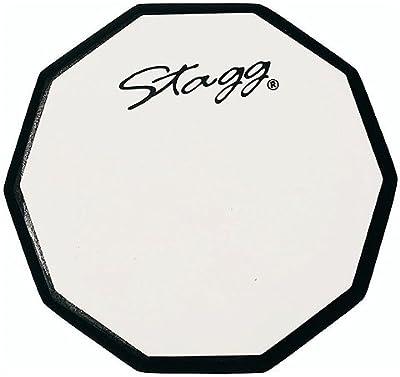 Stagg TD-06.2 - Parche de entrenamiento para tambor
