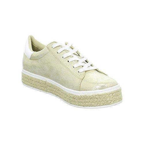 S.oliver - Femme Gold Chaussures Fermées