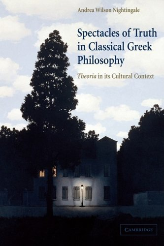Spectacles of Truth in Classical Greek Philosophy Paperback