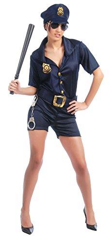 Imagen de guirca  disfraz de policía para mujer 0000030111559