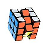 Speed Cube, Magic Cube, 3x3x3 Puzzle Magic Cube, 56mm Smoothly Quicky Twist Adjustable Speed Cube, Eco-friendly Durable Material ABS, Puzzle Cube For Kids Boys Toddler