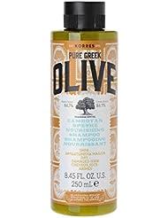 Korres Olive Nährendes Shampoo,1er Pack (1 x 250 ml)